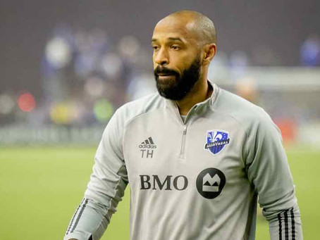 ¿Dejará Thierry Henry Montreal?