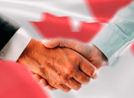 Puede inmigrar a Canadá mediante los tratados de libre comercio
