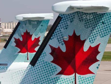 Air Canada: los clientes ahora pueden recibir el reembolso