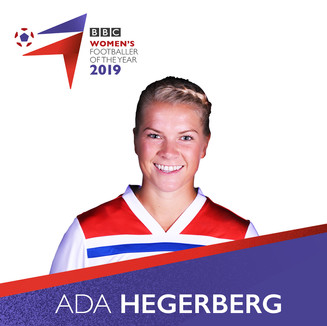 Ada Hegerberg Social Post
