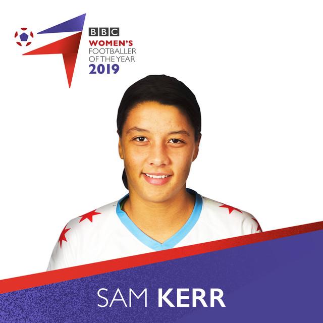 Sam Kerr Social Post