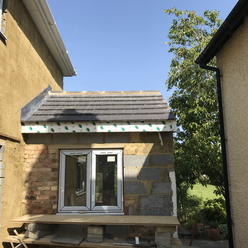 New Roof, Windows and Lead Work