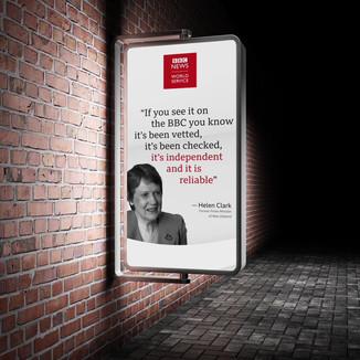 BBC World Service Advocate Campaign