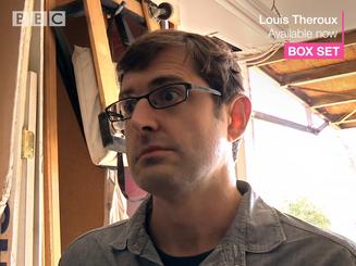 Louis Theroux BBC iPlayer