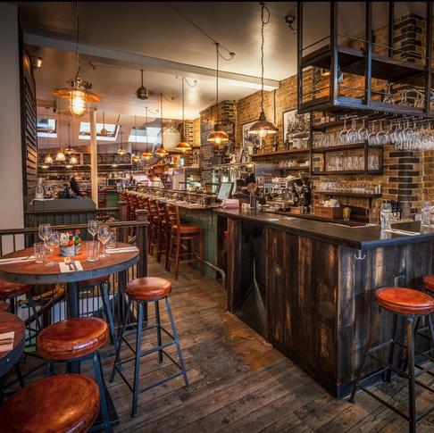 Full bar refurbishment