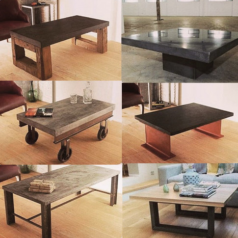 Selection of tables