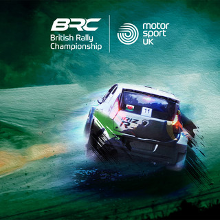 Conwy Cambrian Rally Illustration -Wales Rally Car