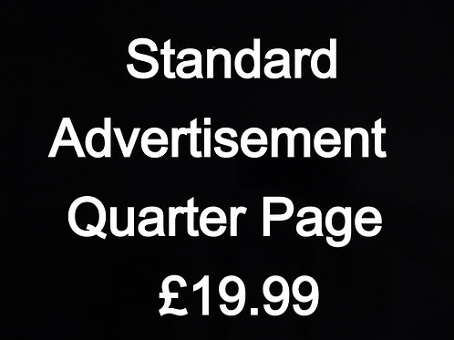 Standard Advert