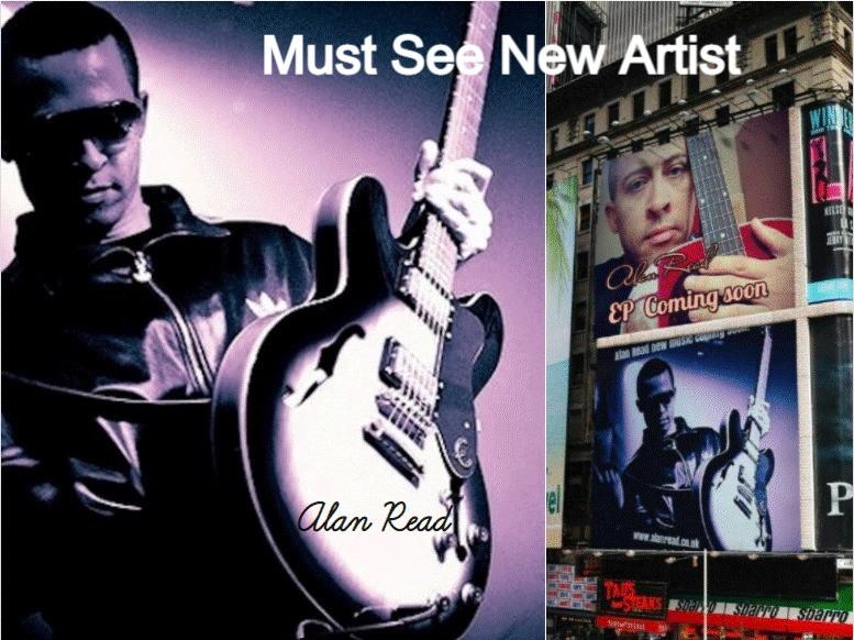 Alan Read Must See Artist