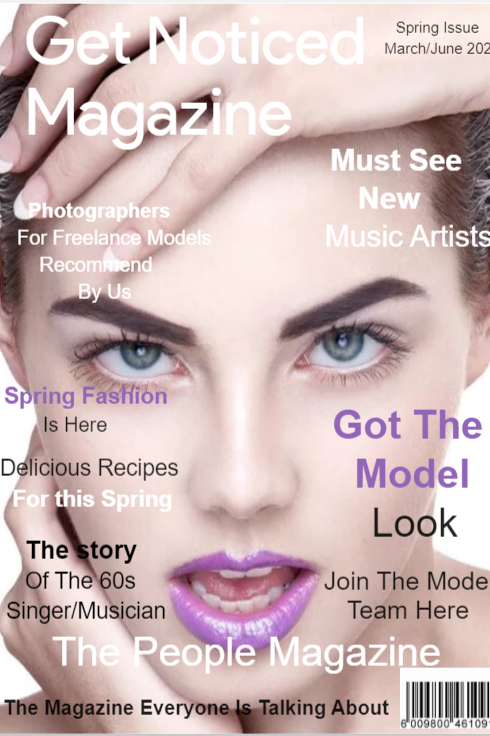 Printed Spring Issue Out Now