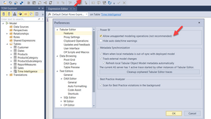 Create relationships in Power BI with Tabular Editor