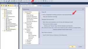 Create Calculated Table in Power BI with Tabular Editor