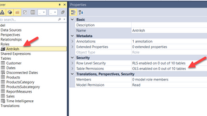 Implementing Object Level Security in Power BI