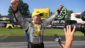 Kalitta, Force, Laughlin, Savoie Win US Nationals