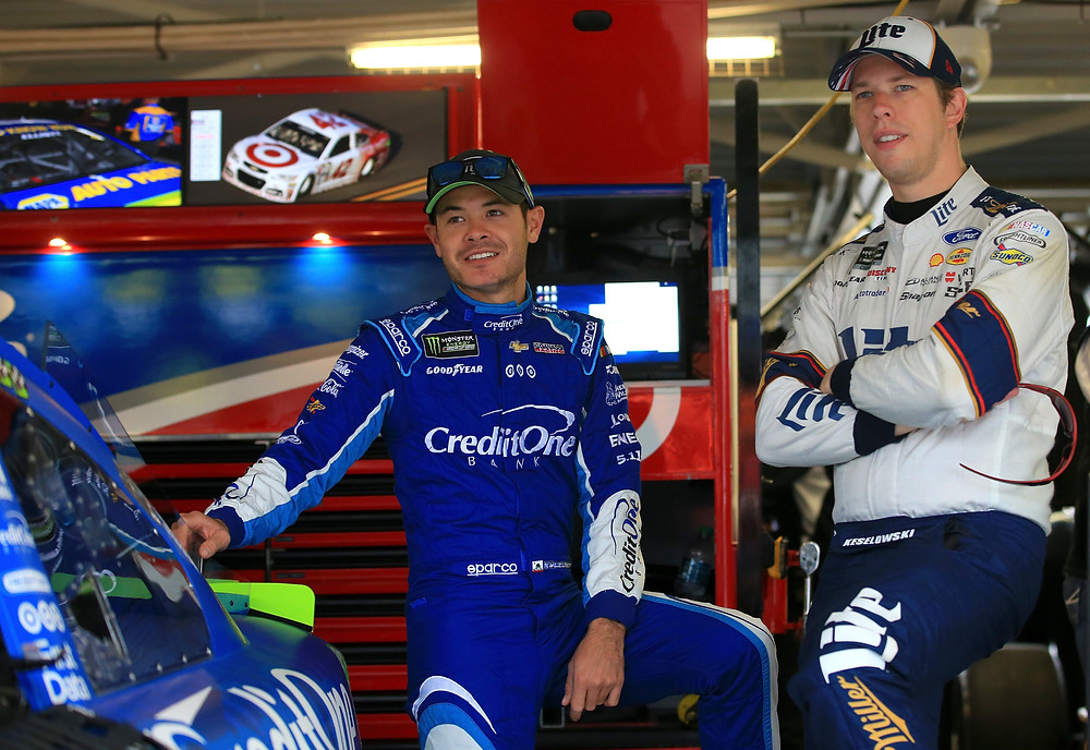 Monster Energy NASCAR Cup Series Hollywood Casino 400 - Practice