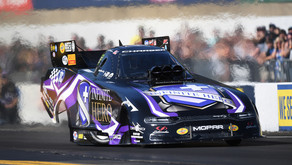 Reading Nitro Winners Eliminated In 1st Round Of NHRA Action In St. Louis