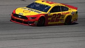 Logano Earns FireKeepers Casino 400 (2 p.m. ET/FS1/MRN/SiriusXM NASCAR Radio) Pole As Ford Sweeps 1-
