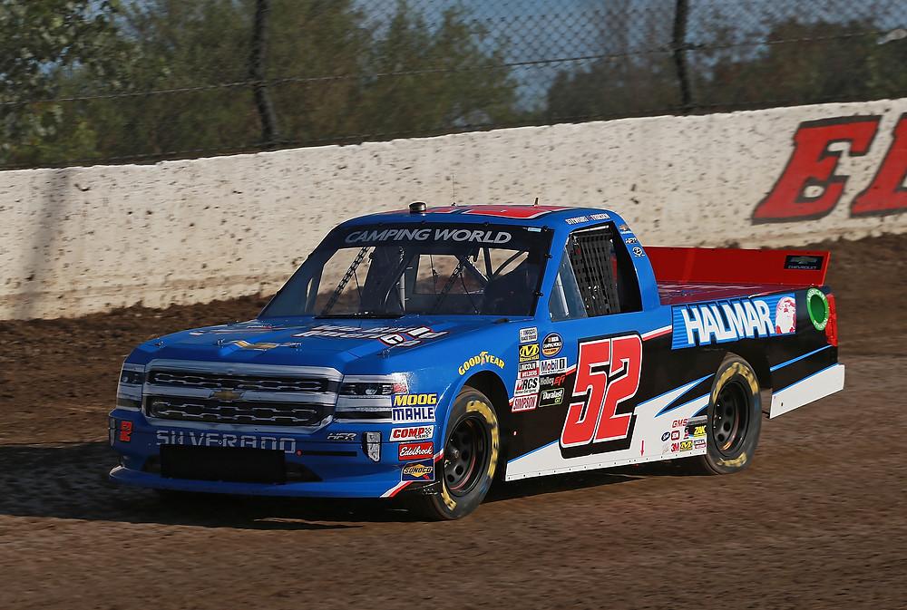 NASCAR Camping World Truck Series Eldora Dirt Derby - Practice