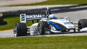Askew Leads Flag To Flag En Route To Indy Lights Win In Mid-Ohio