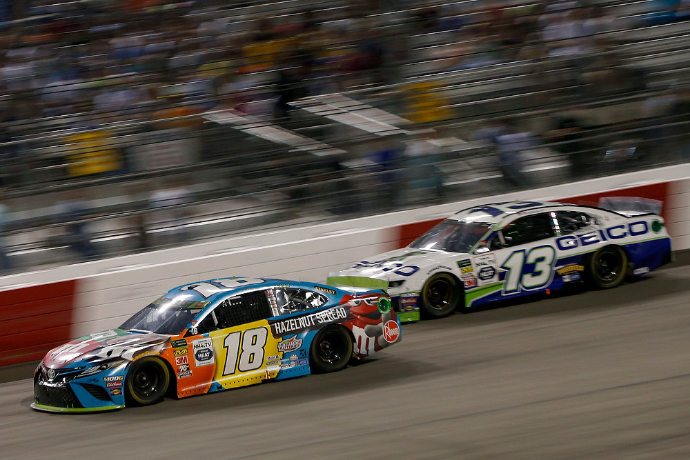 Monster Energy NASCAR Cup Series Federated Auto Parts 400