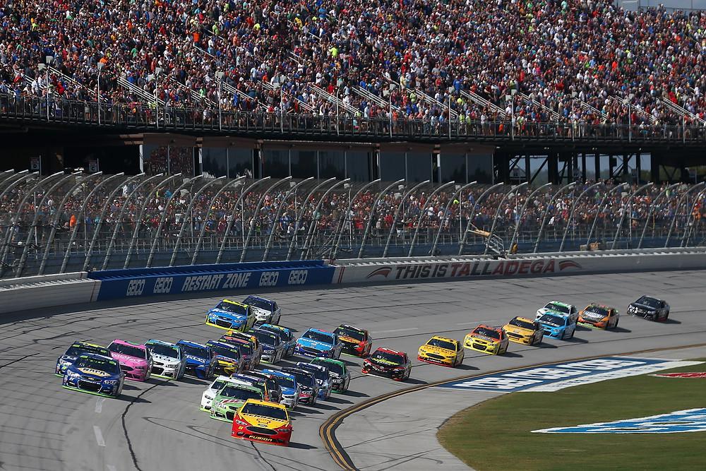 Monster Energy NASCAR Cup Series Alabama 500