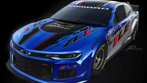Chevy To Switch To New Camaro For 2020 Cup Season