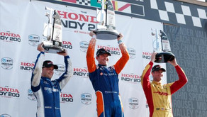 Honda Eyeing 2nd Straight Indy Car Manufacturers Championship But Chevy Ending Year Strong