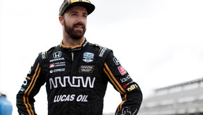 Very Real Chance Now That Hinchcliffe Won't Have a Full Time Ride In 2020