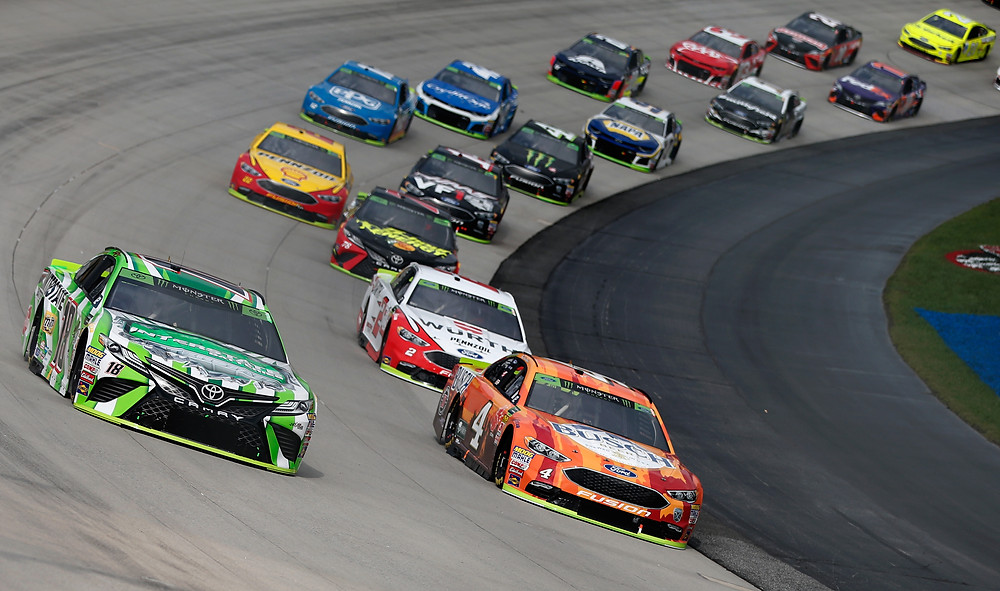 Monster Energy NASCAR Cup Series Gander Outdoors 400