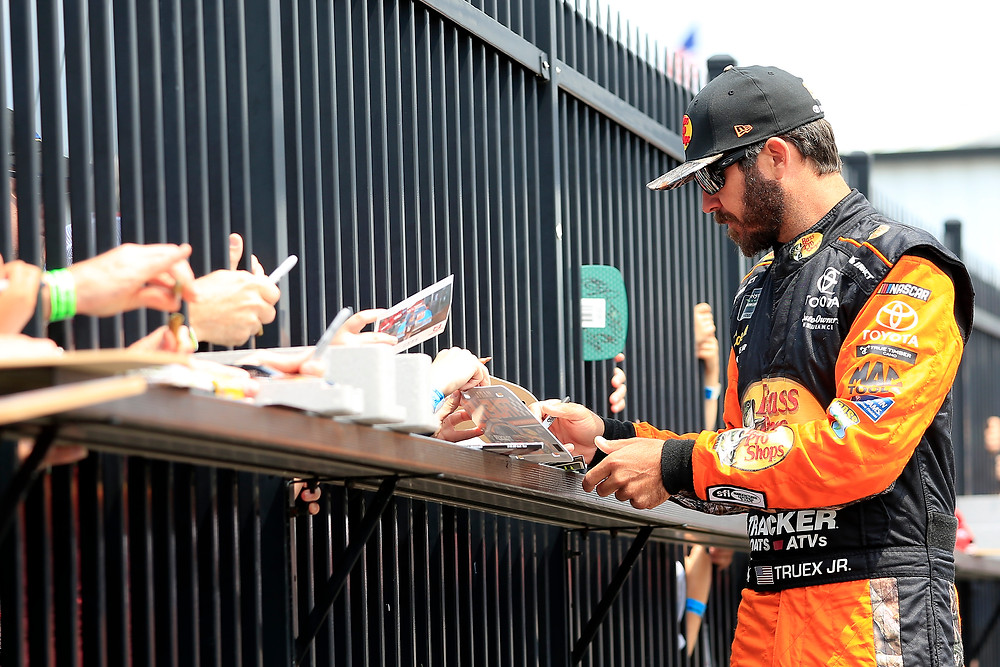 Monster Energy NASCAR Cup Series Race Pocono 400 - Qualifying