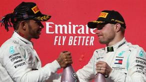 Bottas Wins United States Grand Prix, Hamilton Crowned Season Champion