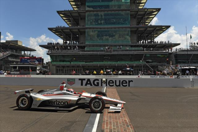 IndyCar Indianapolis 500 Sunday, May 27, 2018 ©2018 Walt Kuhn