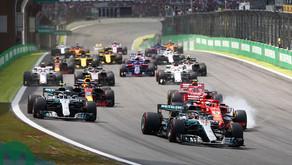 Sunday's Brazilian Grand Prix Race Info