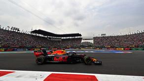 Verstappen Earns Mexican Grand Prix Pole