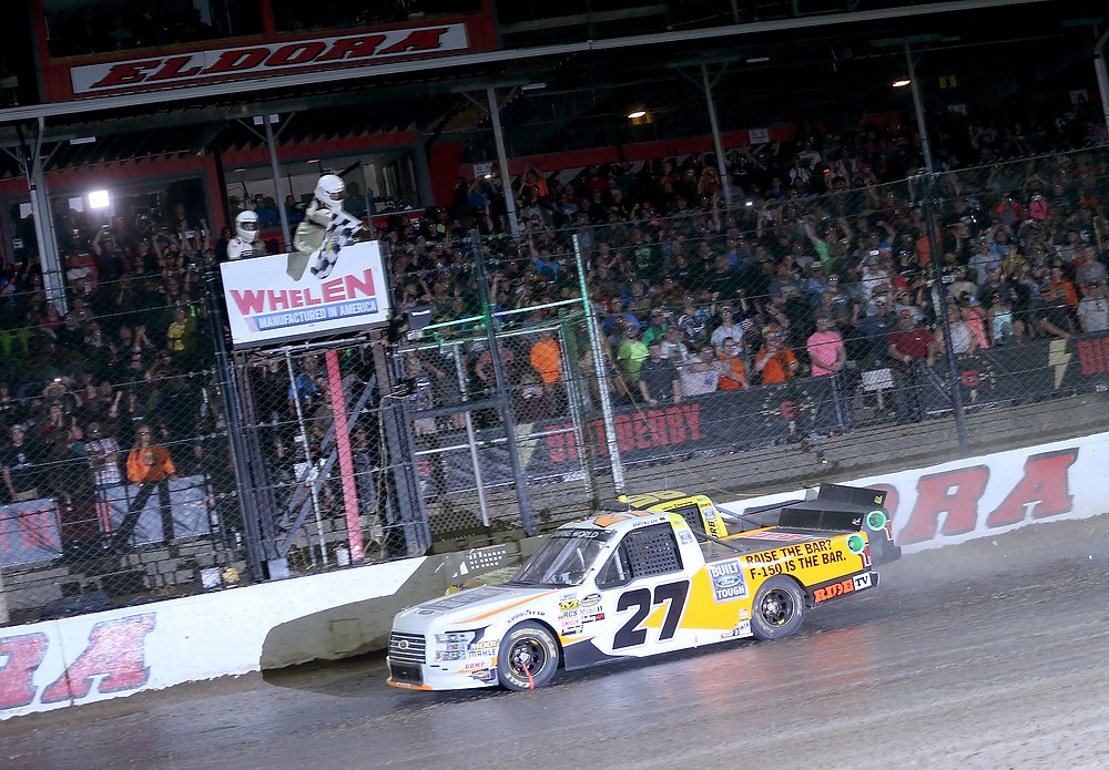 NASCAR Camping World Truck Series Eldora Dirt Derby