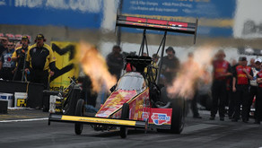 Girl Power, Record Times For NHRA In Maple Grove, As Plenty Of Storylines Heading Into Final Elimina