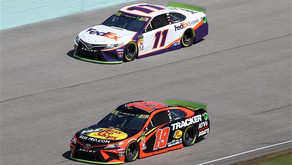 JGR Promotes James Small To Truex's New Crew Chief
