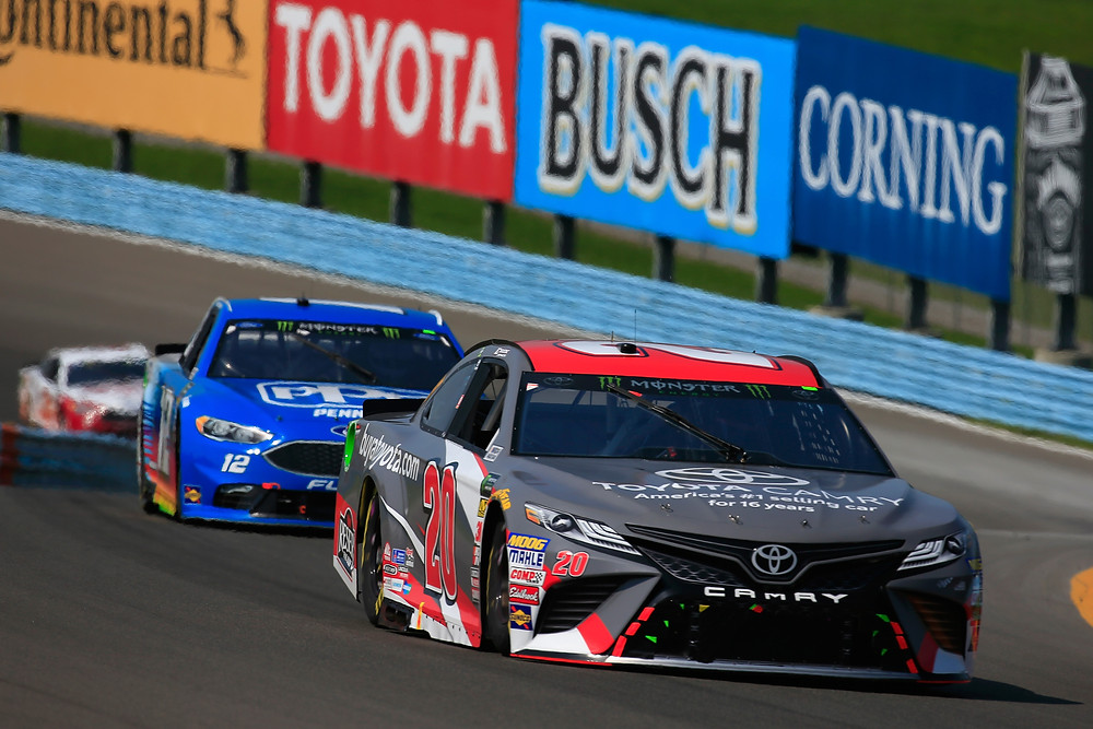 Monster Energy NASCAR Cup Series GoBowling at The Glen