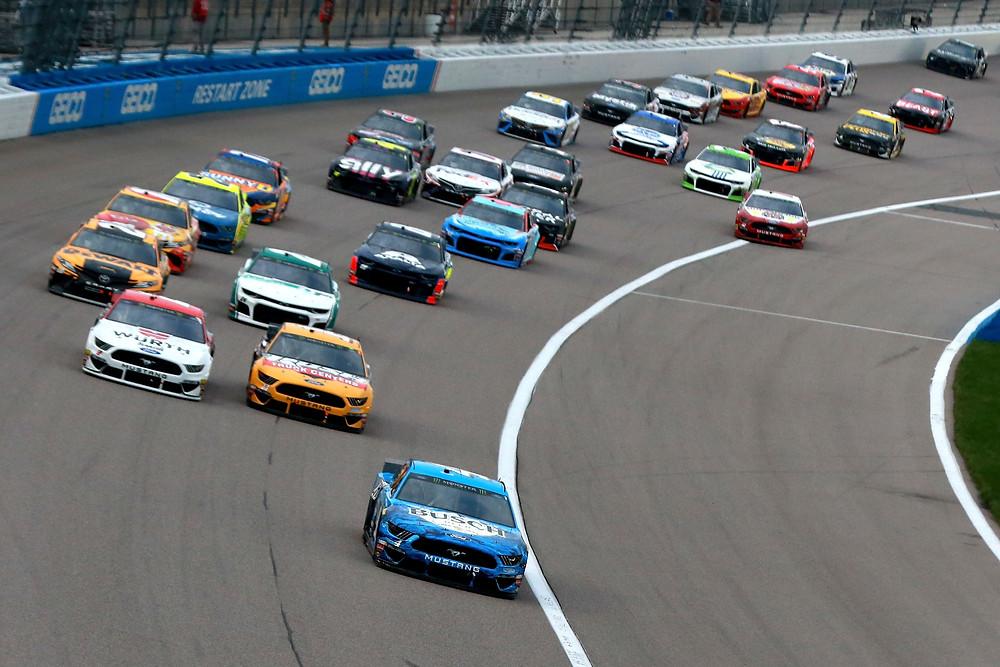 Monster Energy NASCAR Cup Series Race - Digital Ally 400