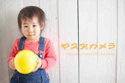 和歌山の子供写真館 | 和歌山 海南 写真スタジオ ヤ