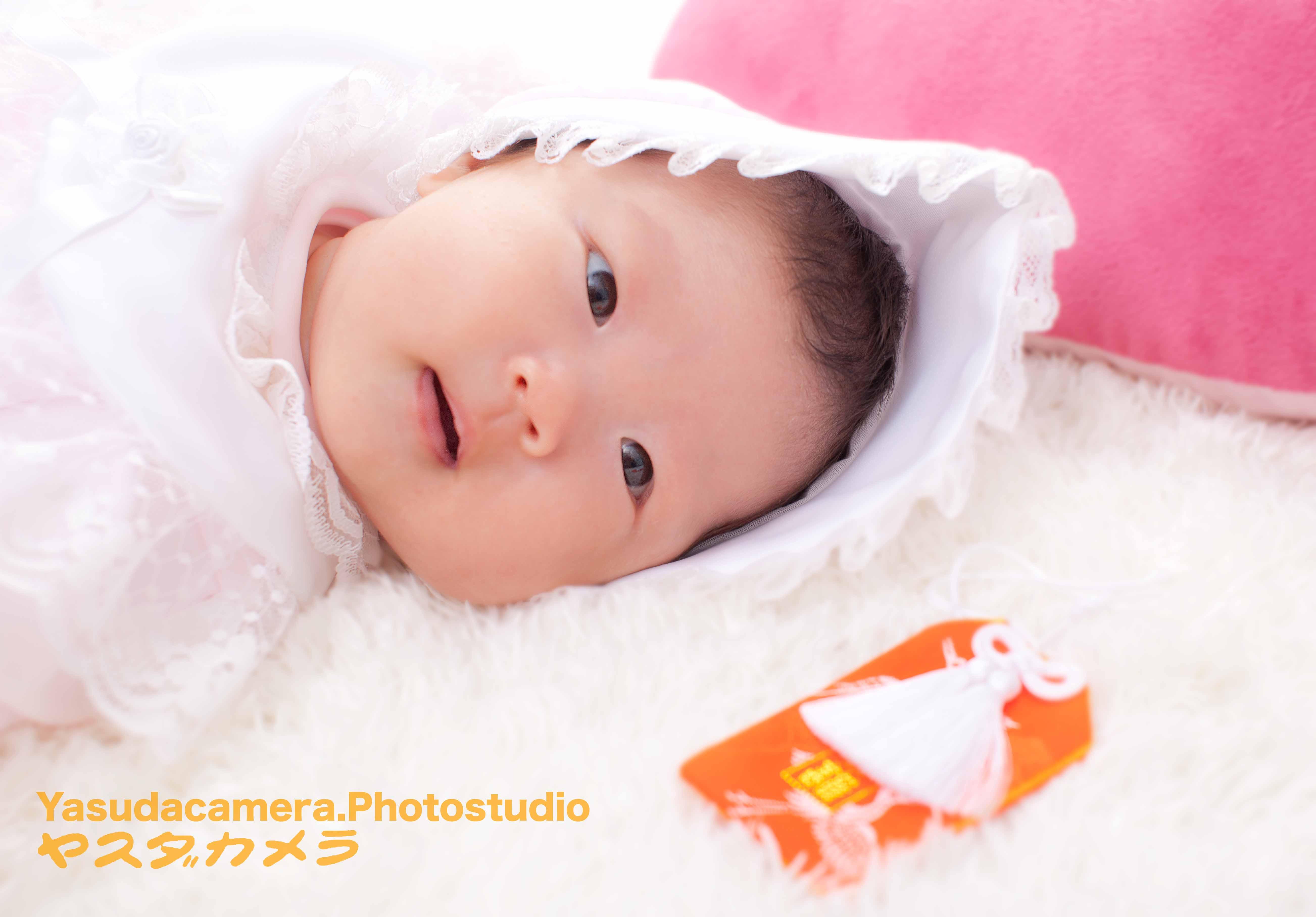 お宮参り撮影 | 和歌山 海南 写真スタジオ ヤスダカメラ