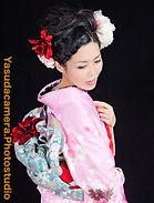 成人式撮影 前撮り・後撮り〜和歌山 海南 ヤスダカメラ〜