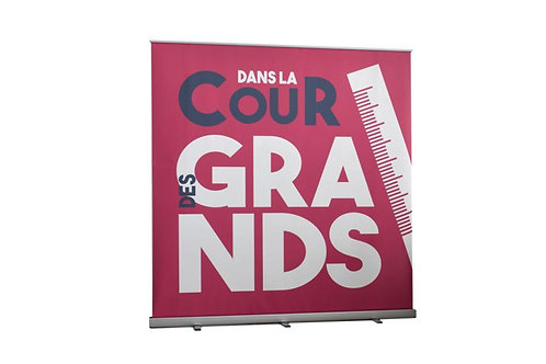 ROLL'UP grands formats