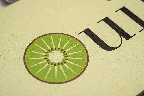 Cartes sur CRUSH Kiwi 250 grs