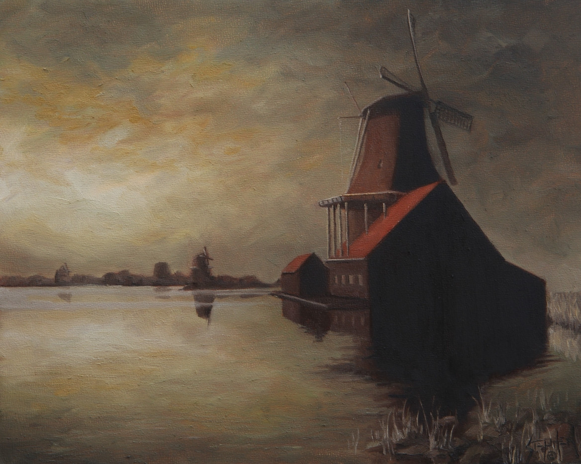 Dutch Windmills_1