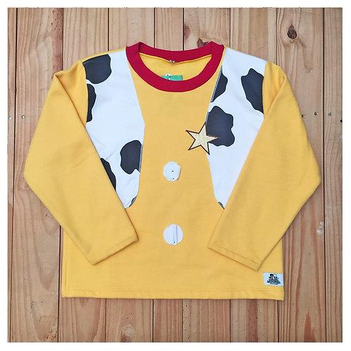 Casaco Woody