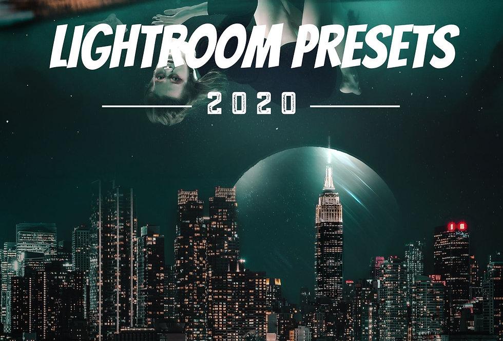 Solomon Khoury 2020 Preset Pack
