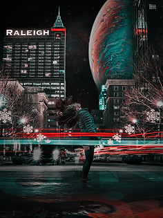 Down Raleigh