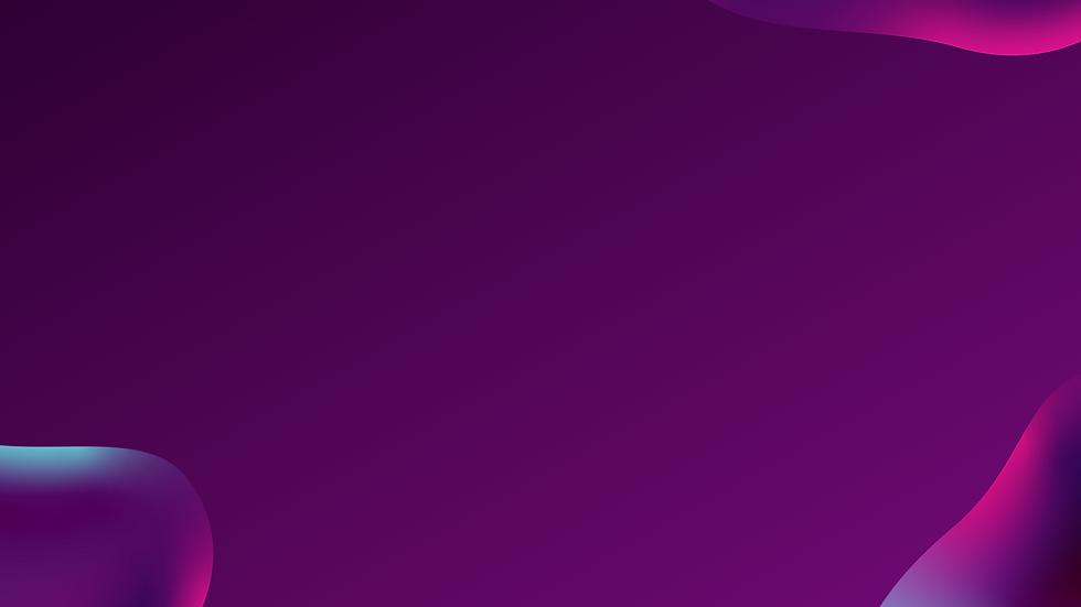 Violet Gradient Blob Zoom Virtual Backgr