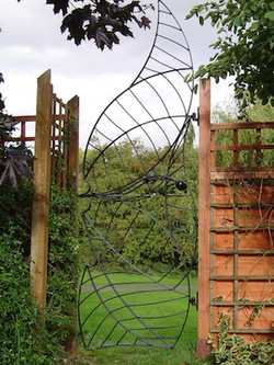 Wind-sail gate